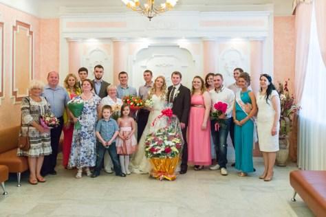 Свадьба. Фото Николая Ефремова