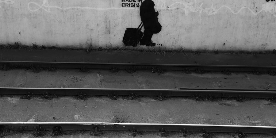 Street Art - Made in Crisis