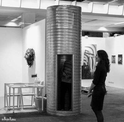 ART cylinder - I love you! Don't leave me!