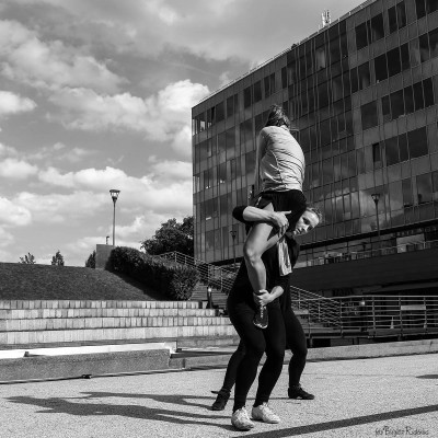 """""""Give me a name"""" - Contemporary dance, Budapest."""