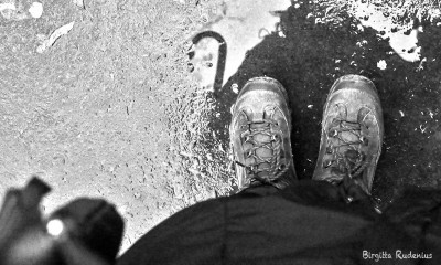 BW - Boots are made for walking
