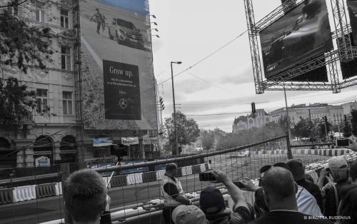 May Day - Car Race Day - Budapest 2017.