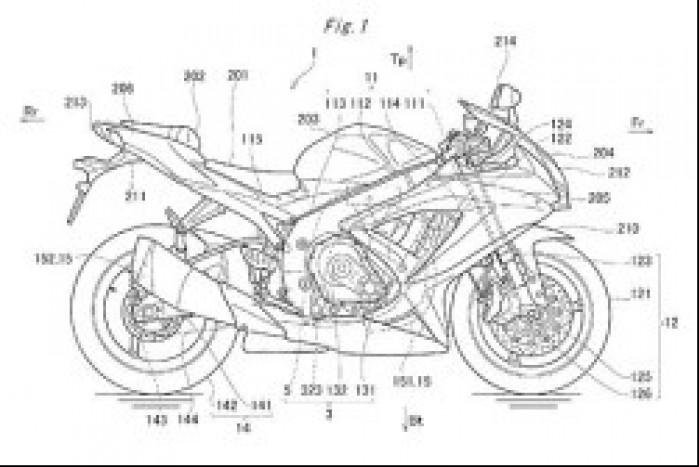 Nowy GSX-R1000 ze zmiennymi fazami rozrządu?