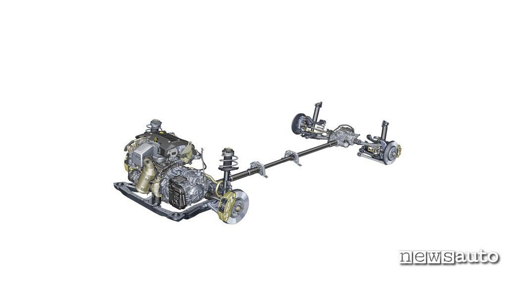 Opel Insignia Country Tourer La prova della wagon per l