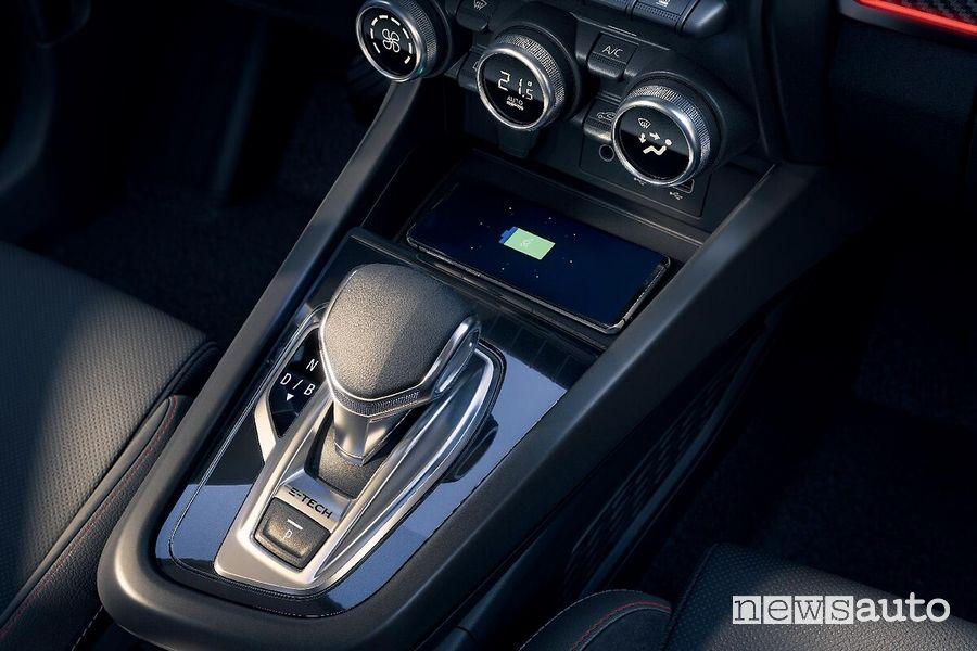 Renault Arkana e-shifter automatic gear lever