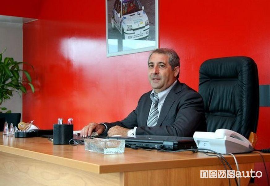 Giovanni Deregibus, Sole Director of Ecomotive Solutions