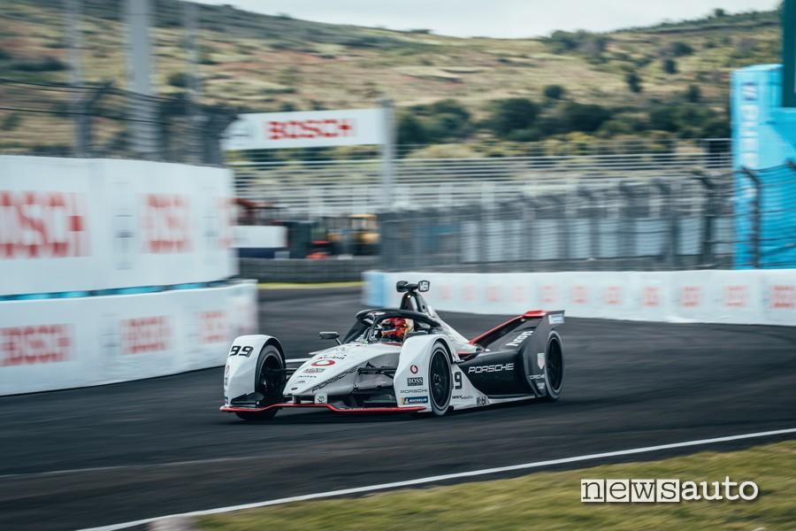 ePrix Puebla 2021 race 1 Mexico