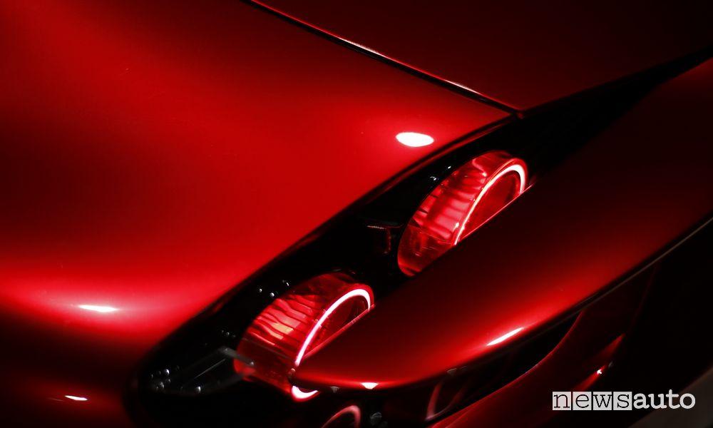 Mazda Soul Red Crystal color