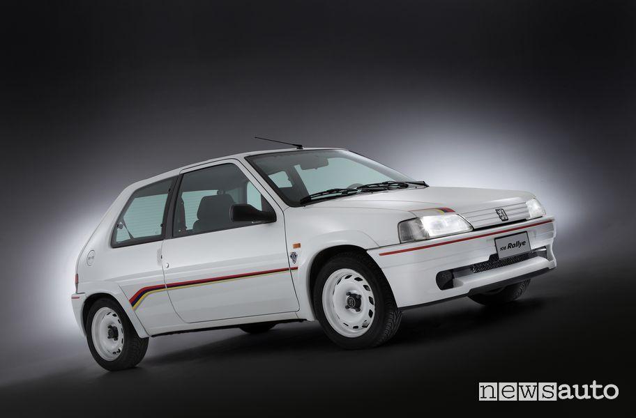 Peugeot 106 Rallye from 1996
