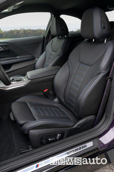 Front passenger compartment seats BMW 2 Series M240i xDrive Coupé