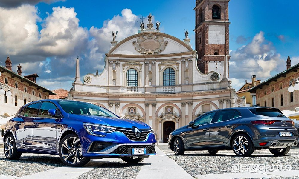 Renault Mégane E-Tech Plug-in Hybrid RS Line and Business