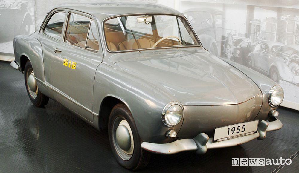 Volkswagen Beetle prototype EA 47 1955