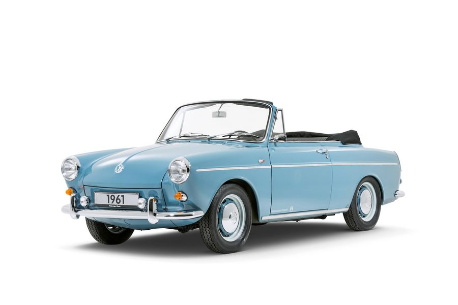 Volkswagen Type 3 convertible 1961