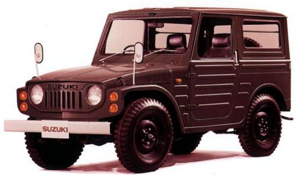 Suzuki Jimny LJ50 from 1977