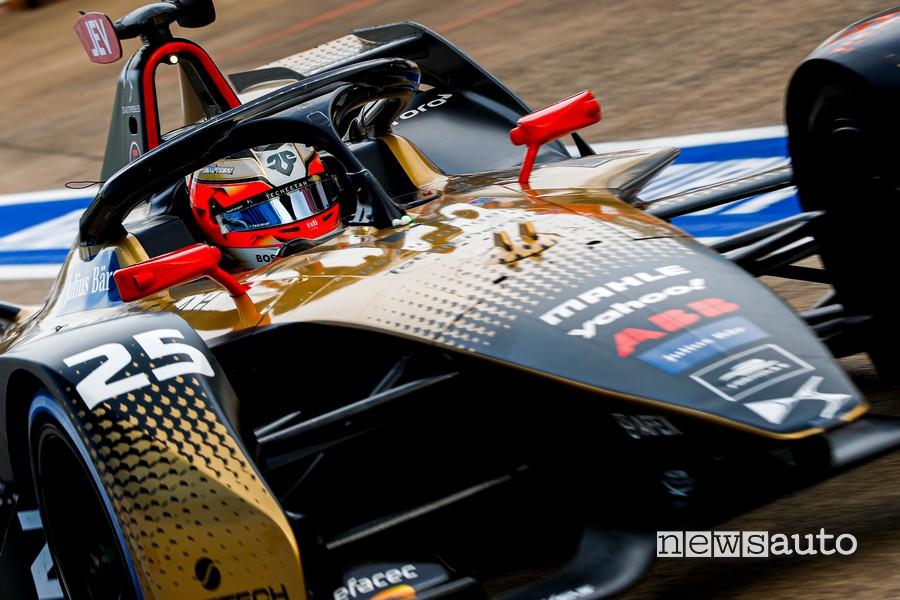 ePrix Berlin 2021 Formula E Jean Eric Vergne race