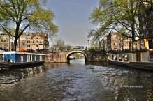 Amsterdam Canal, Amsterdam, Netherlands