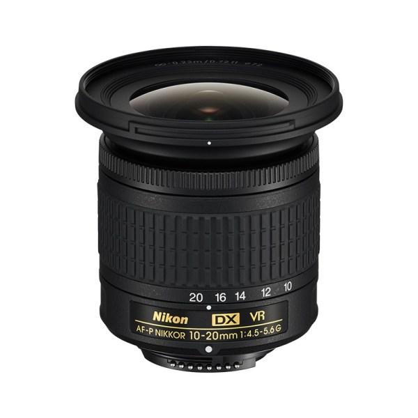 AF-P DX Nikkor 10-20mm f/4,5-5,6G VR