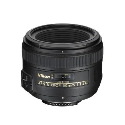AF-S NIKKOR 50mm f/1.4G