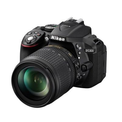 Nikon D5300 18-105mm f/3.5-5.6G ED VR
