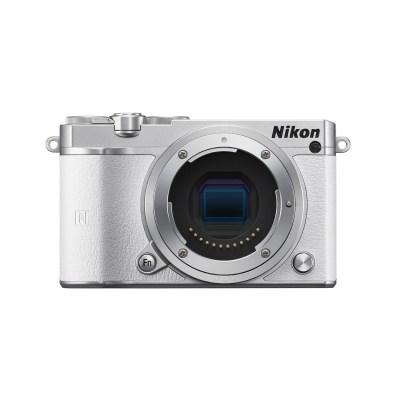 Nikon 1 J5 Kamerahus Vit