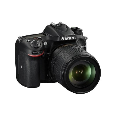 Nikon D7200 + AF-S 18-105