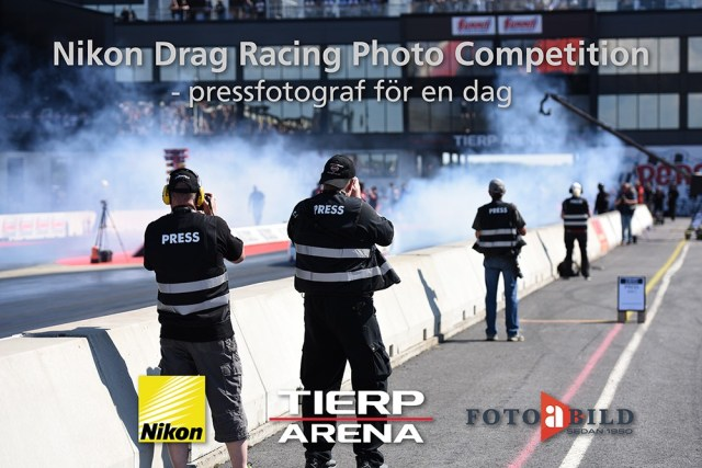 Nikon Dragracing Photo Competition