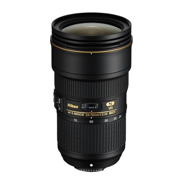 Nikon Nikkor AF-S 24-70mm f/2,8E ED VR