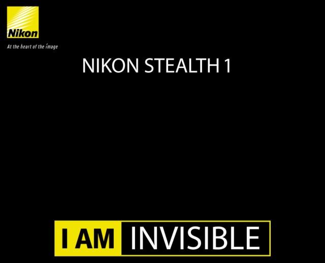 Nikon Stealth 1 i aktivt läge