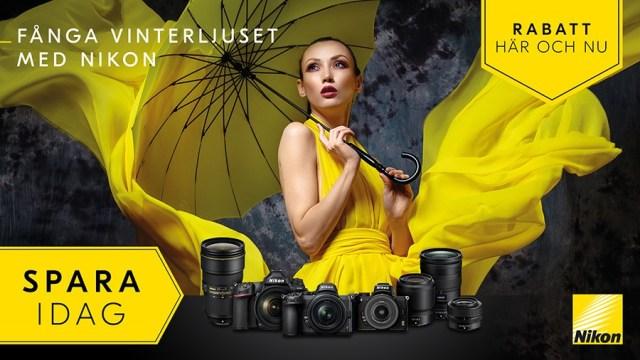 Nikon Winter Instant Saving 20/21