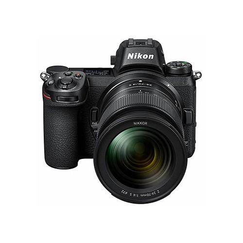 Nikon Z 7 II + Nikkor Z 24-70mm f/4 S