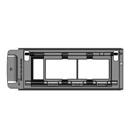 Plustek filmhållare för mellanformat 6x9, OpticFilm 120