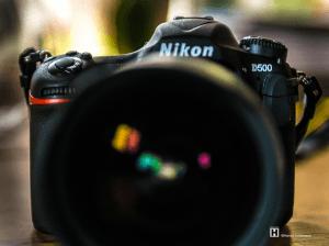 Test av Nikon D500