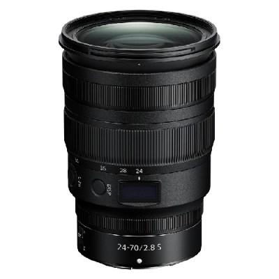 Z Nikkor 24-70mm f/2,8S