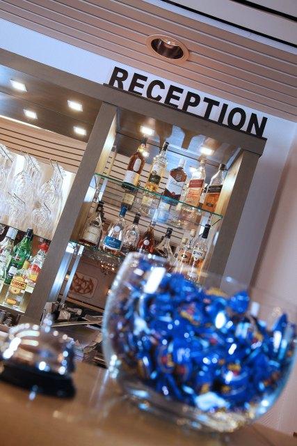 Vastaanotto-reception