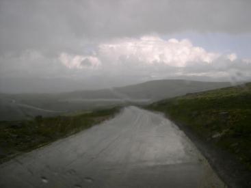 Regen in Norwegen