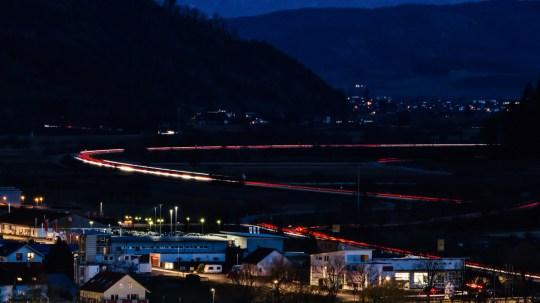 Gengenbach zur blauen Stunde III