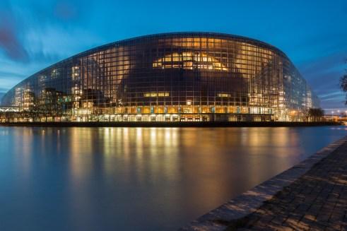 Europaparlament Strassburg