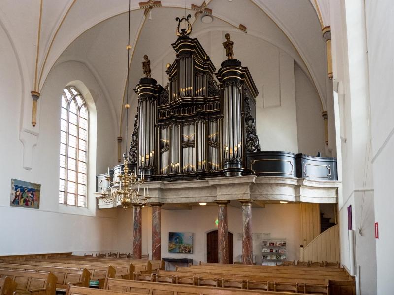 Jubileumkerkdienst Protestantse Kerk in Olst