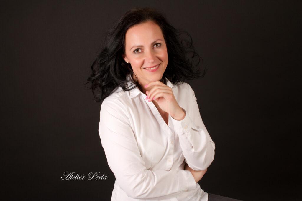 Business portrét v ateliéru, Business portrét Brno