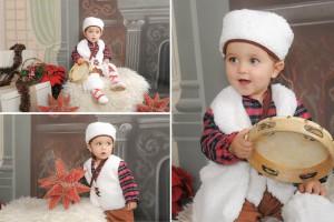 Fotografías de estudio para Navidad en Granada FotoBaby Fotografa infantil bebes embarazo fotografos (6)