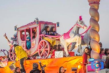 Cabalgata de Reyes Badajoz
