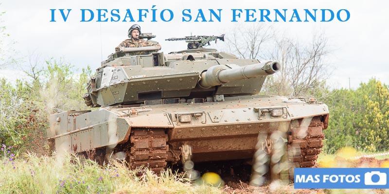 DESAFÍO SAN FERNANDO