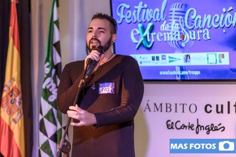 Casting del Festival de la Canción de Extremadura