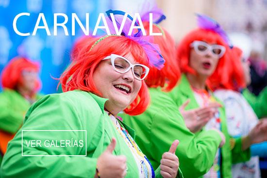 Fotos del carnaval de Badajoz.