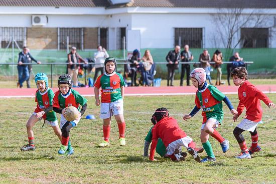 III Convivencia Internacional de Rugby