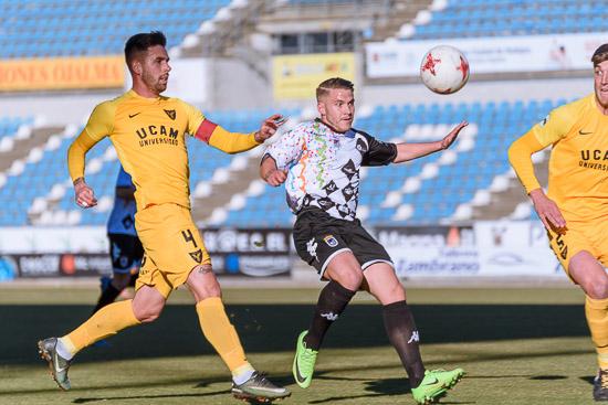 C.D. Badajoz - Ucam Murcia F.C.