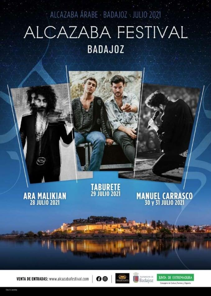ALCAZABA FESTIVAL 2021
