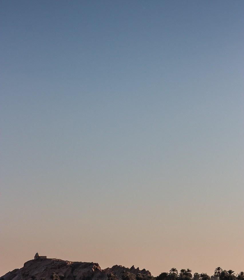 Himmel Ägypten
