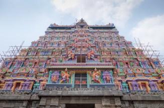 Gopuram-Turm
