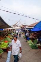 Der Bazar von Mysore